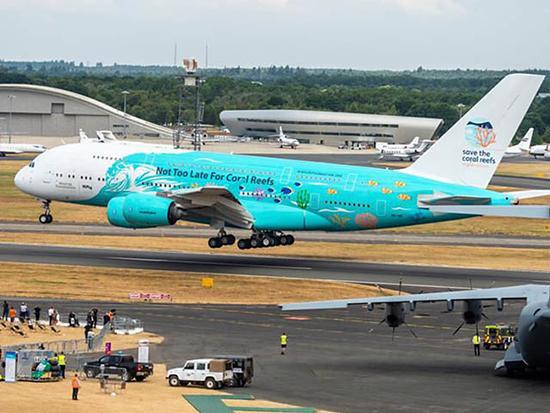 印尼连城航空开通多条直飞航线吸引中国游客