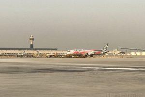 阿提哈德航空F1涂装梦幻客机飞抵中国