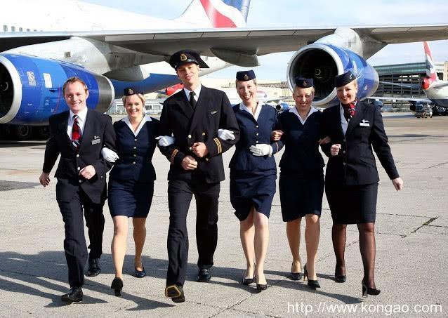 英國維珍「大改革」 空姐可「素顏」上班