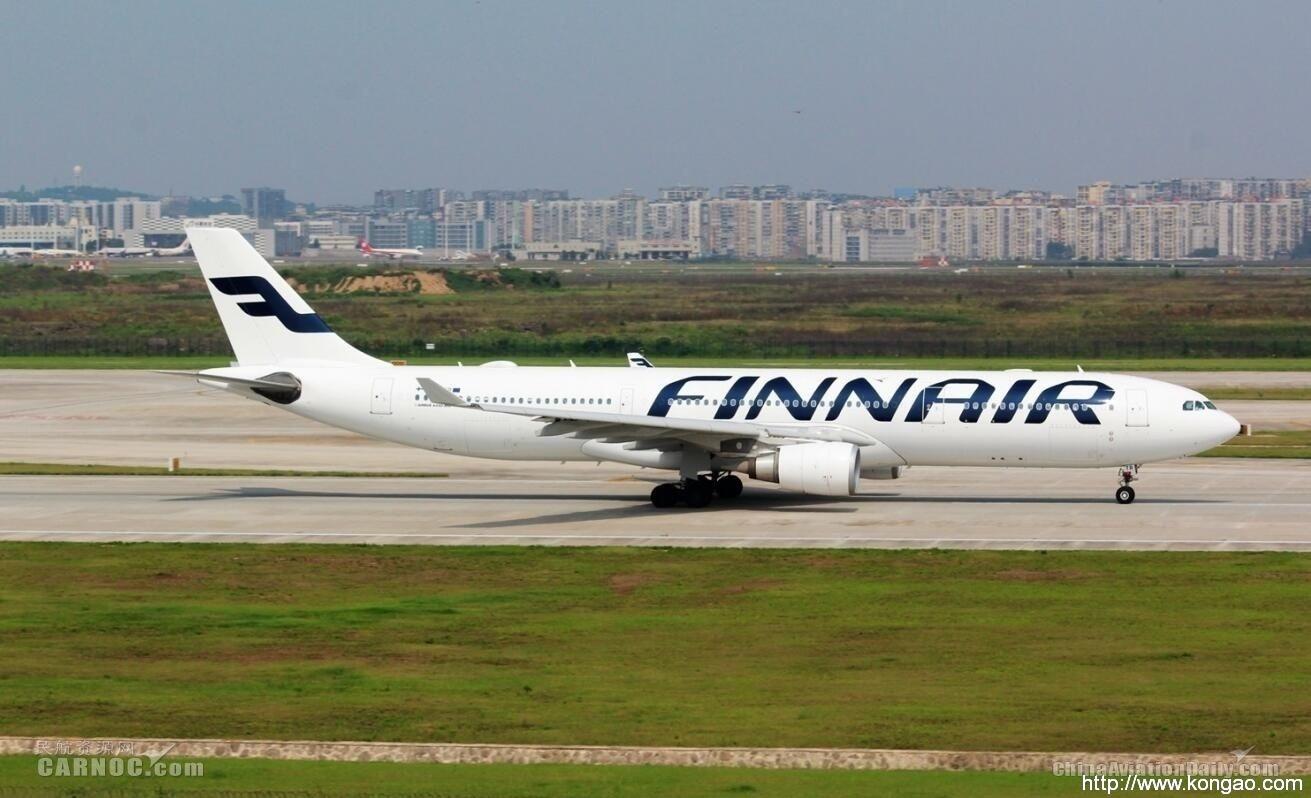 芬兰航空从4月1日起将削减90%运力,保留芬兰关键航线的运营