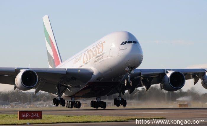 阿联酋航空A380飞行员无法在澳大利亚采取某些措施