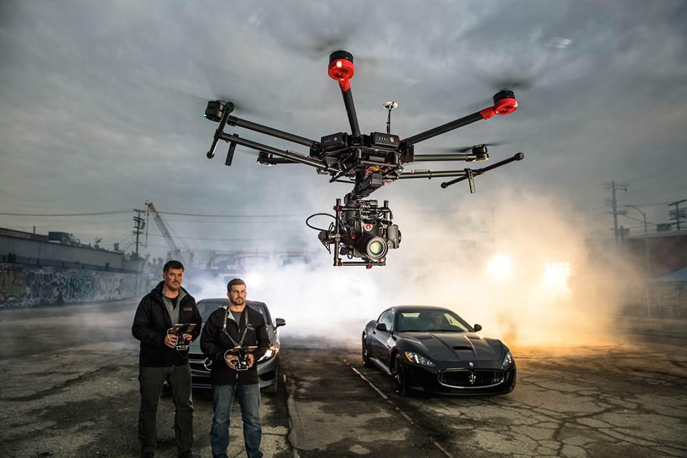 美一公司打造出能几乎静音飞行的离子推进无人机